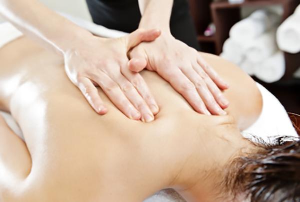 Ayurveda Massage Therapie Behandlung
