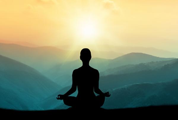 Yoga und Meditation im Ayurveda